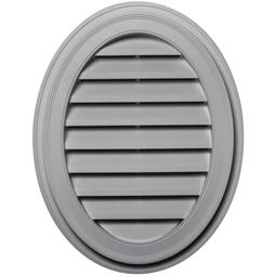 Oval Exterior Wall Vent 21″/533mm x 27″/686mm | Gable Master Wall ...