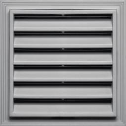 Square Exterior Wall Vent 12″/304mm x 12″/304mm | Gable Master ...
